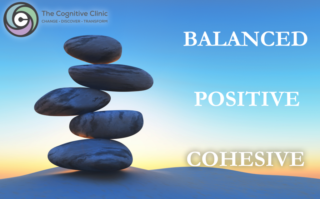 Your Organization Must be Balanced, Positive & Cohesive